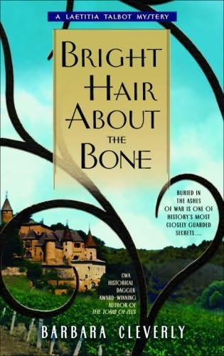 book cover of Bright Hair About the Bone