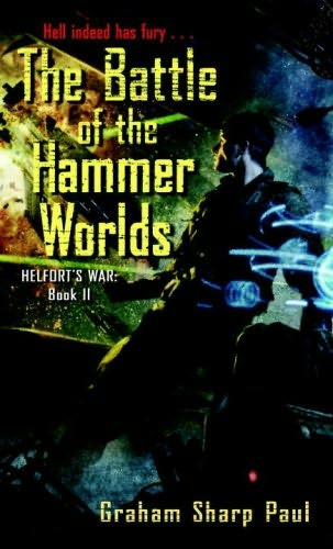 the war of the worlds book cover. ook cover of The Battle of