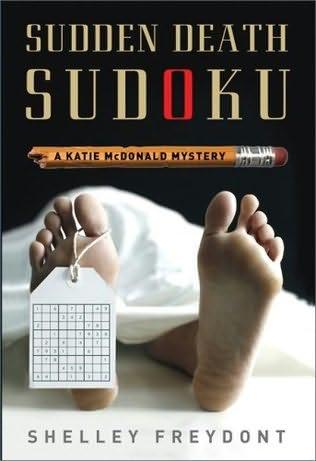 book cover of Sudden Death Sudoku