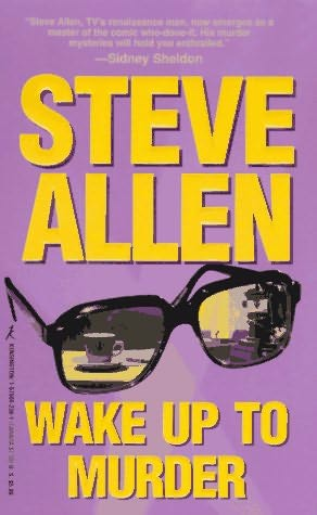 book cover of Wake Up To Murder