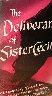 book cover of The Deliverance of Sister Cecilia