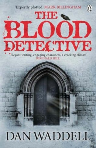 book cover of The Blood Detective