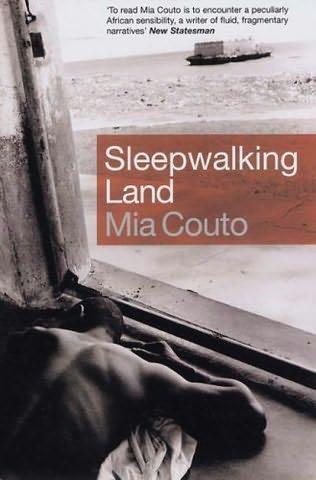 book cover of Sleepwalking Land