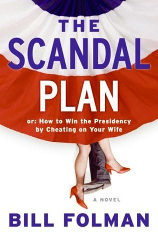 book cover of The Scandal Plan