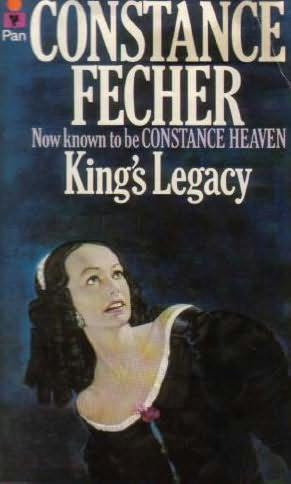 book cover of King\'s Legacy