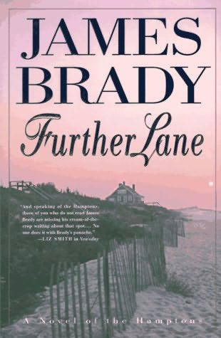 book cover of Further Lane