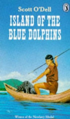 Island of the blue dolphins cover - photo#16