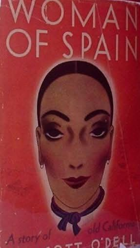 book cover of Woman of Spain
