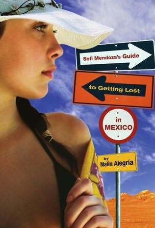 book cover of Sofi Mendoza\'s Guide to Getting Lost in Mexico