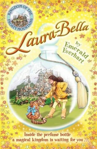 book cover of Laura-Bella Bergamotta