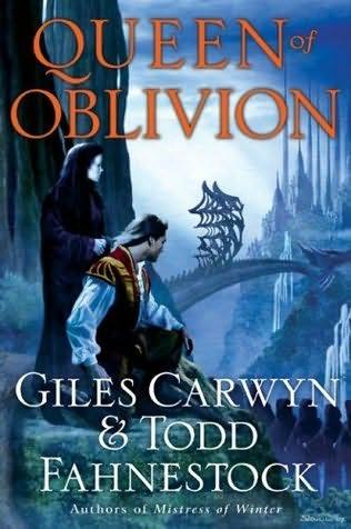 book cover of Queen of Oblivion