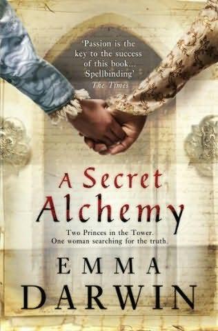 book cover of A Secret Alchemy