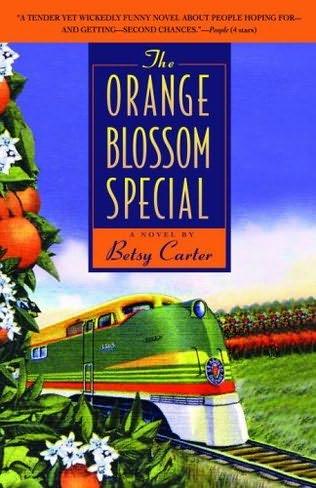 book cover of The Orange Blossom Special