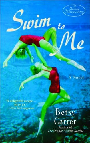 book cover of Swim to Me