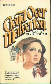 book cover of Cloud Over Malverton