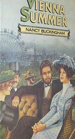 book cover of Vienna Summer