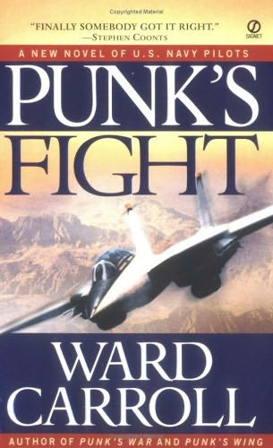 book cover of Punk\'s Fight