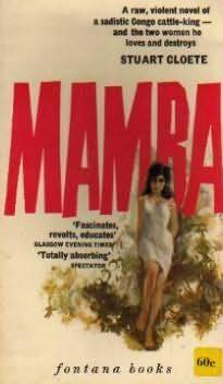 book cover of Mamba