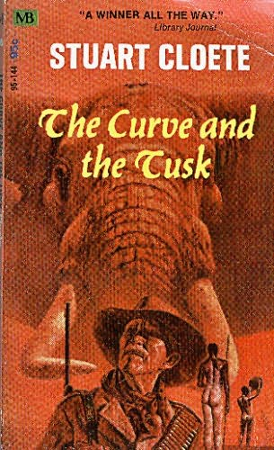 book cover of The Curve and the Tusk