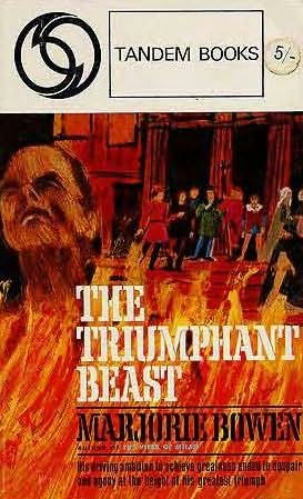 book cover of The Triumphant Beast