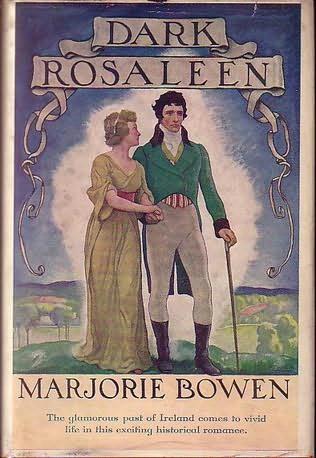 book cover of Dark Rosaleen