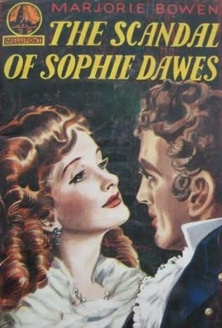 book cover of The Scandal of Sophie Dawes