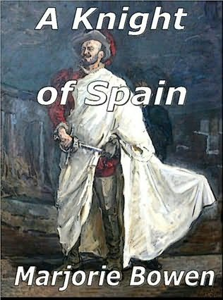 book cover of A Knight of Spain