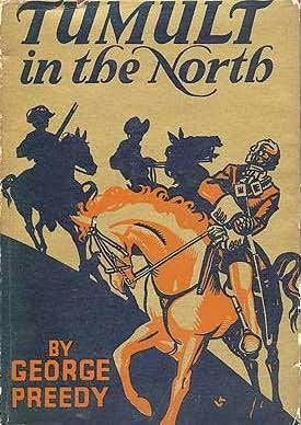 book cover of Tumult in the North