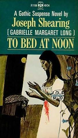 book cover of To Bed At Noon