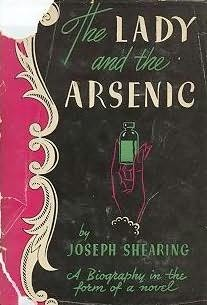 book cover of The Lady and the Arsenic