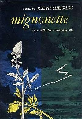 book cover of Mignonette