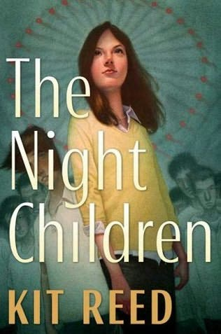 book cover of The Night Children