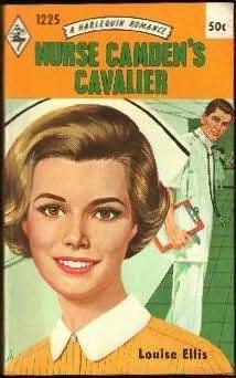 book cover of Nurse Camden\'s Cavalier