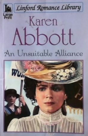 book cover of An Unsuitable Alliance