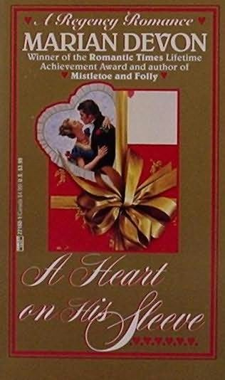 book cover of A Heart on His Sleeve