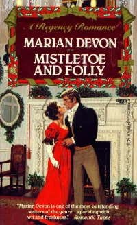 book cover of Mistletoe And Folly