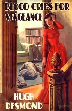 book cover of Blood cries for Vengeance
