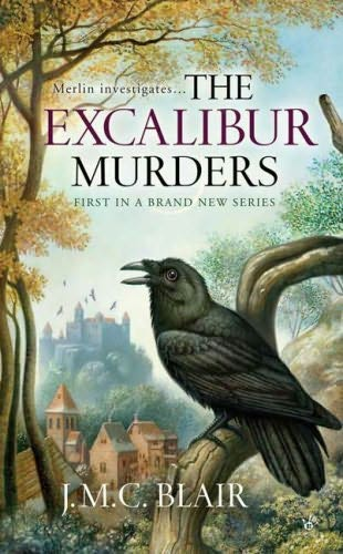 book cover of The Excalibur Murders