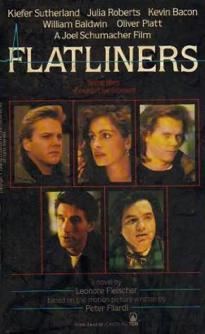 book cover of Flatliners