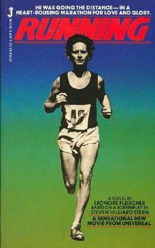 book cover of Running
