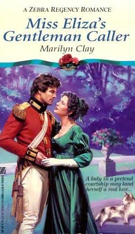 book cover of Miss Eliza\'s Gentleman Caller