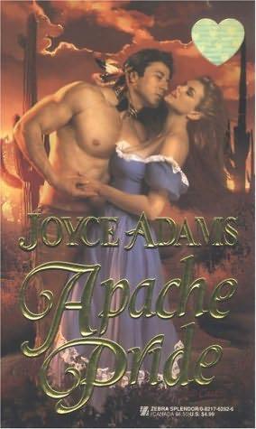 book cover of Apache Pride