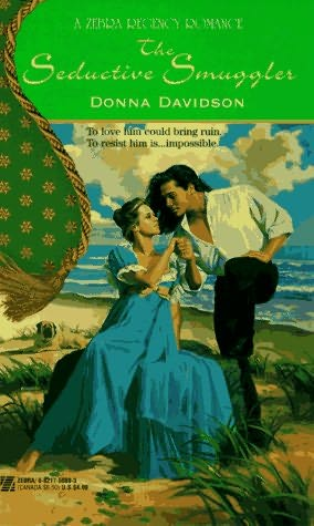book cover of The Seductive Smuggler