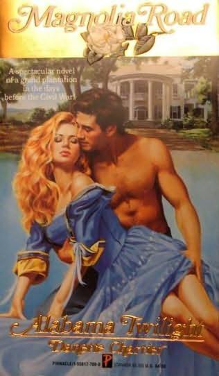 book cover of Alabama Twilight