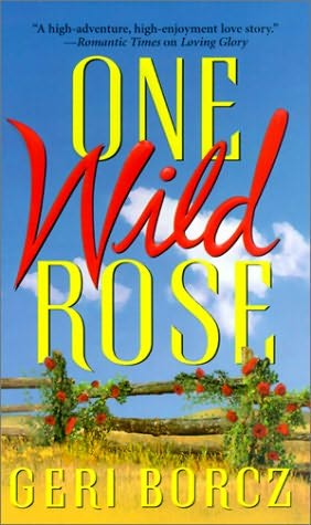 book cover of One Wild Rose