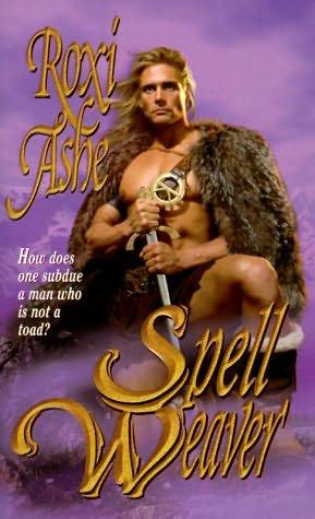 book cover of Spell Weaver
