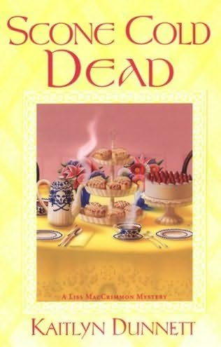 book cover of Scone Cold Dead