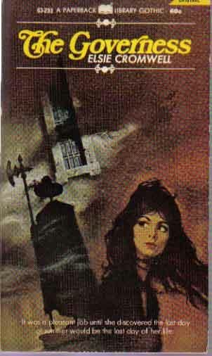 book cover of The Governess