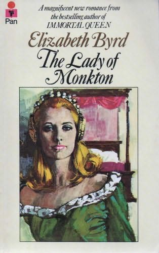 book cover of The Lady of Monkton