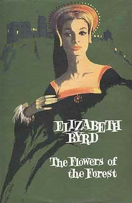book cover of The Flowers of the Forest